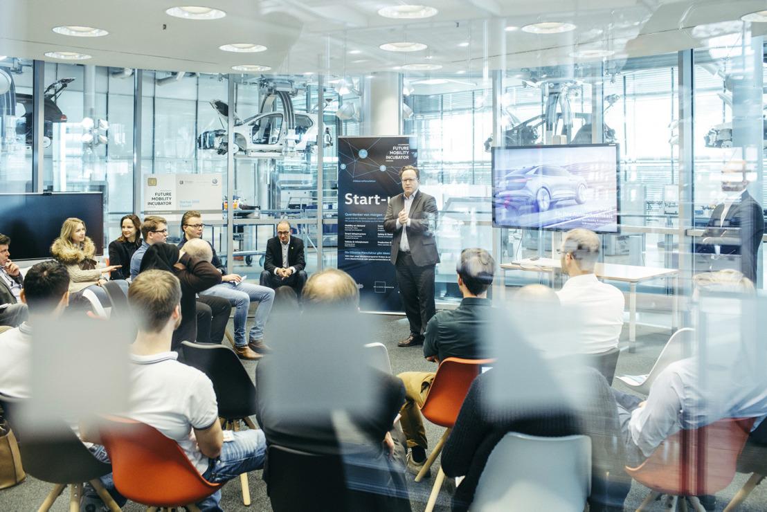 Volkswagen en Dresden busca otra vez emprendedores (start-ups) para la movilidad innovadora