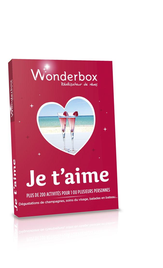 "Wonderbox Mini ""Je t'aime"" –24,90 €"