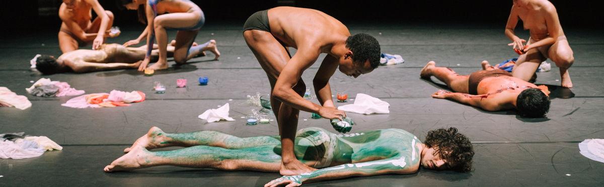 Michiel Vandevelde - Dances of Death © Ilias Teirlinck