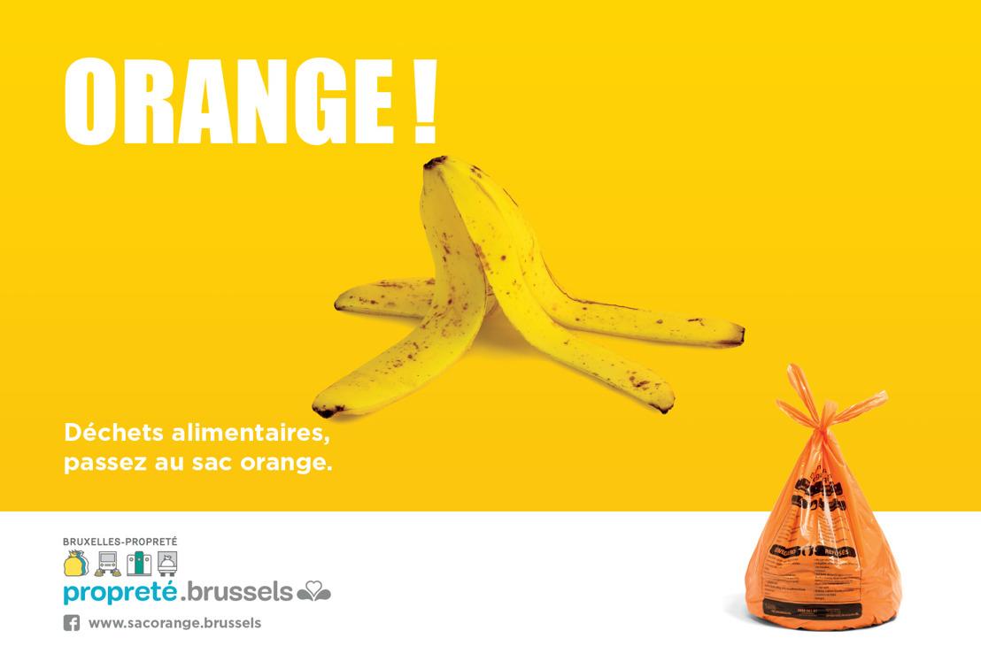 VO Citizen et Bruxelles Propreté passent à l'orange