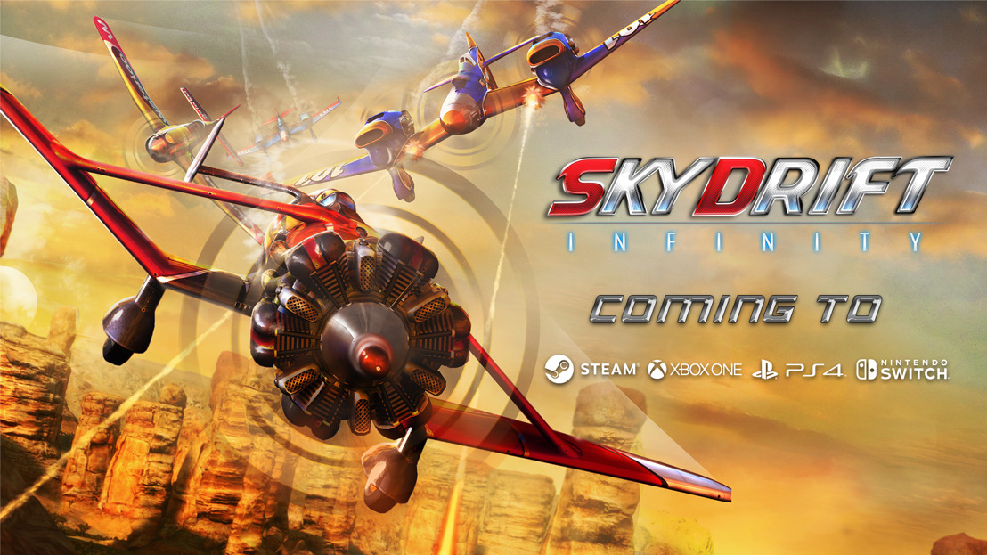 Skydrift Infinity is ready for take-off!
