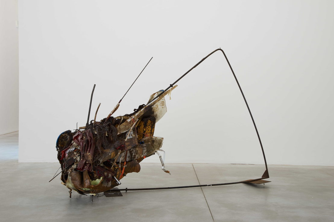 Peter Buggenhout, Gorgo #25, 2012<br/>M – Museum Leuven, 2015<br/>Photo: Dirk Pauwels