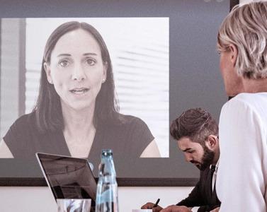 Korona-rapport om virtuelle møter og fjernundervisning