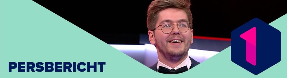 Robin uit Sint-Amandsberg wint de hoofdprijs in 1 jaar gratis