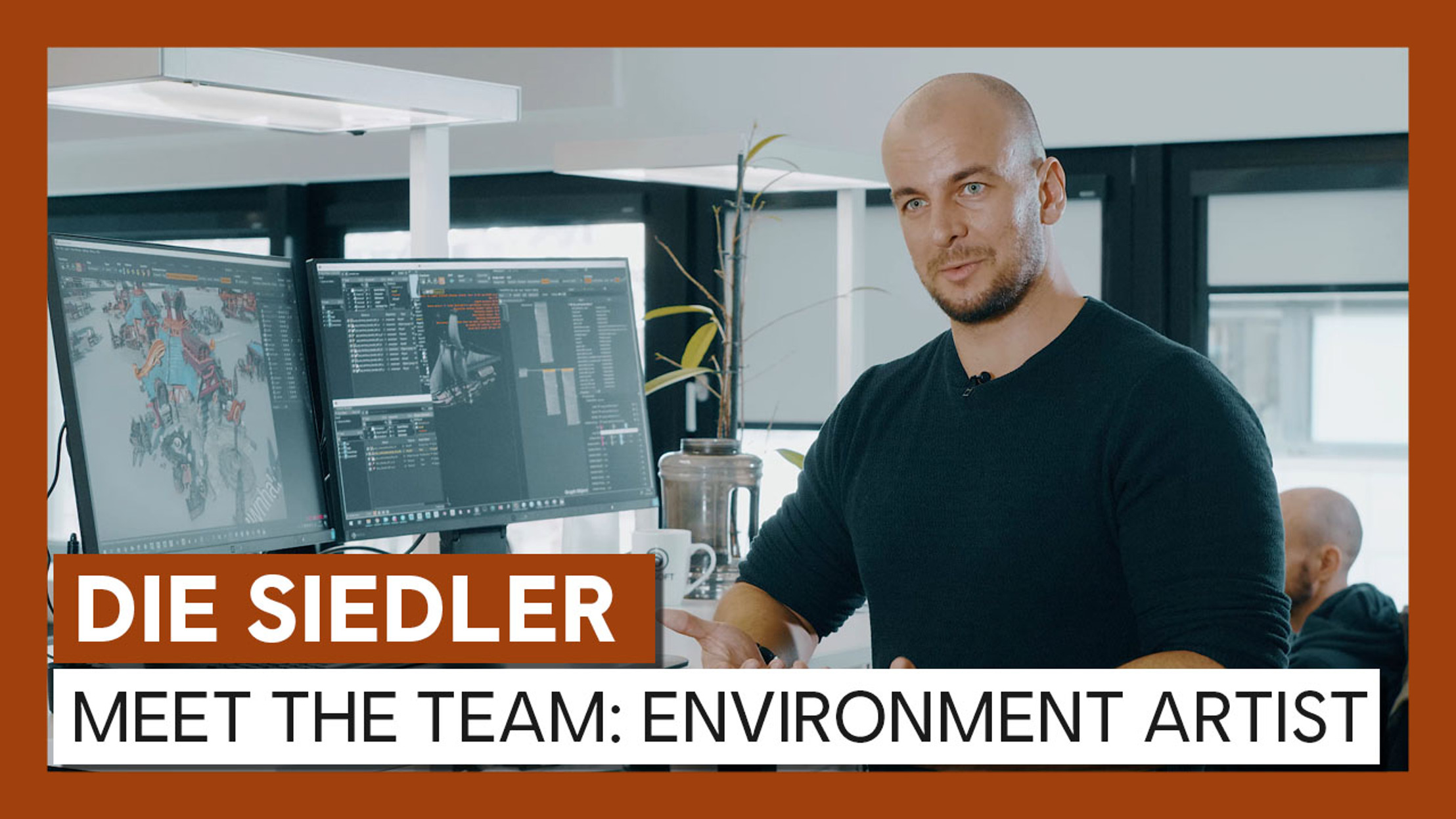 "Preview: DIE SIEDLER®: ""MEET THE TEAM""- VIDEOREIHE, TEIL 2"