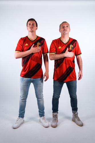 Spelen de Rode Duivels? Dan stelt Radio 2 'FC Niels & Wiels' op!