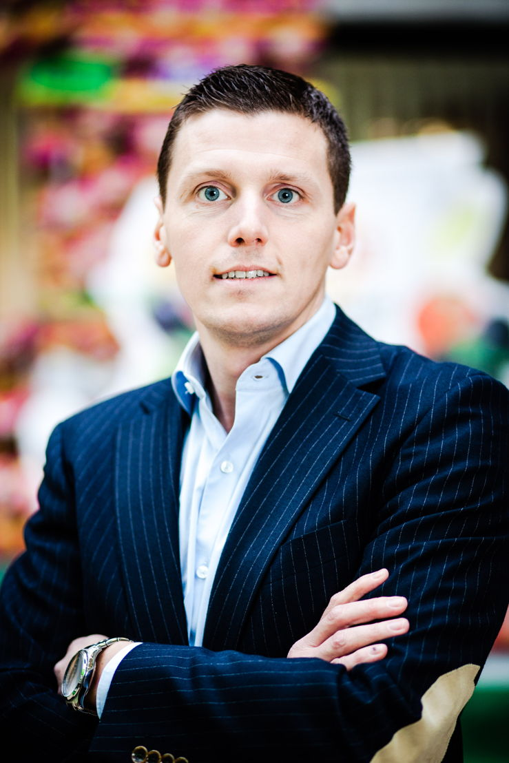 Geoffroy Beaujean - Senior Sales Manager Out of Home PepsiCo Benelux