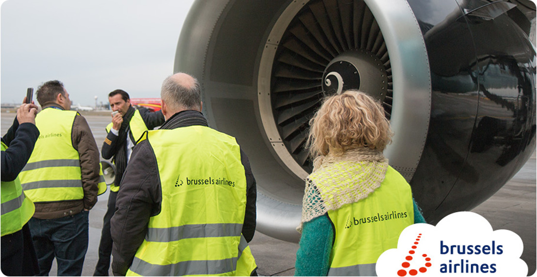 Brussels Airlines pilots and psychotherapists treat aviophobia