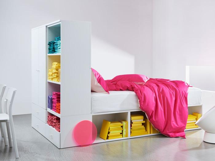 Rust in de slaapkamer met IKEA