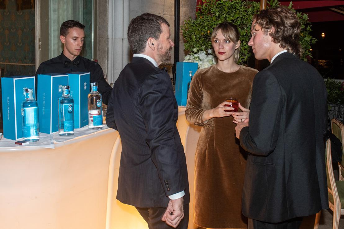 Cine y tequila, durante el 76º Festival Internacional de Cine de Venecia