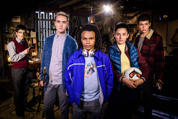 ABC ME's Nowhere Boys wins big at the BAFTA Awards