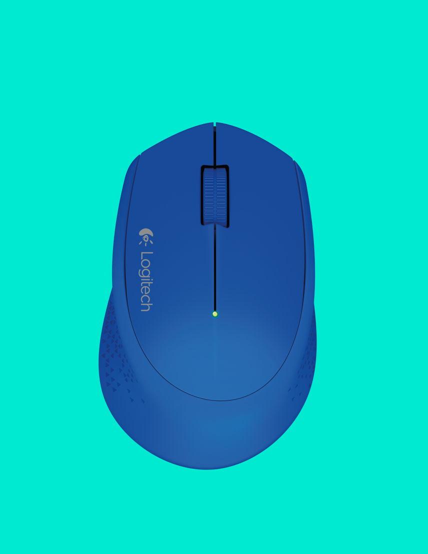 Mouse Inalámbrico M280