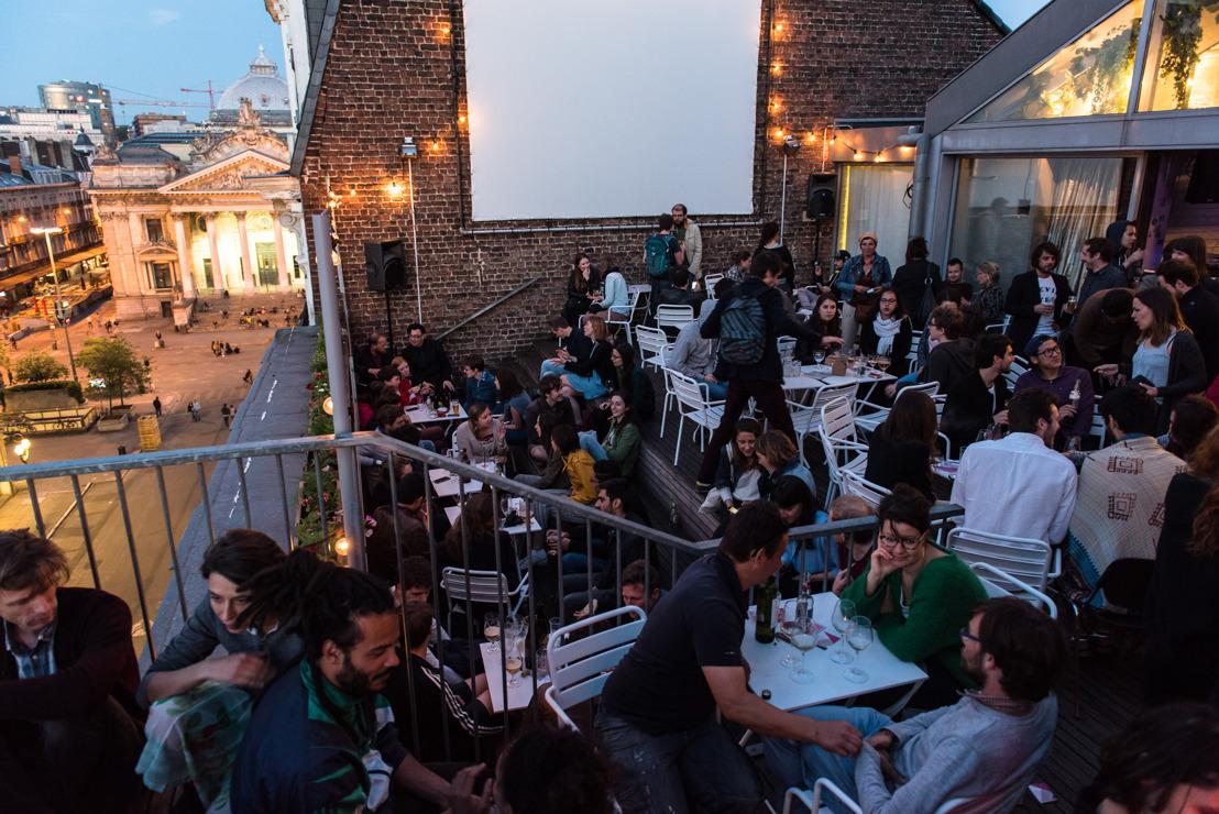 Fêtons 10 les ans de Out Loud: concerts, films, apéros & pique-niques sur la plus belle toit-terrasse de Bruxelles