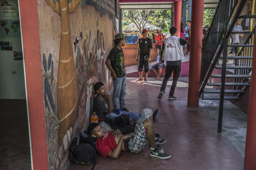 Increase in Kidnappings And Extreme Violence against Migrants on The Southern Border of Mexico