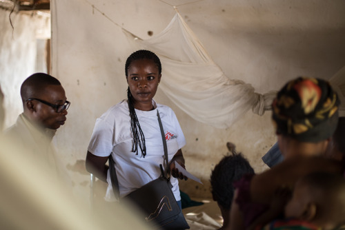 DRC: Doctors Without Borders calls for urgent boost to support survivors of sexual violence