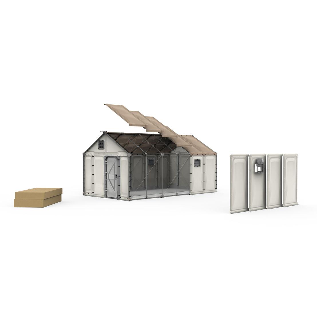 Better Shelter Housing Unit  © Better Shelter