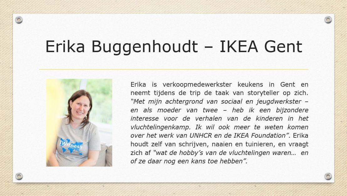 Erika Buggenhoudt - IKEA Gent