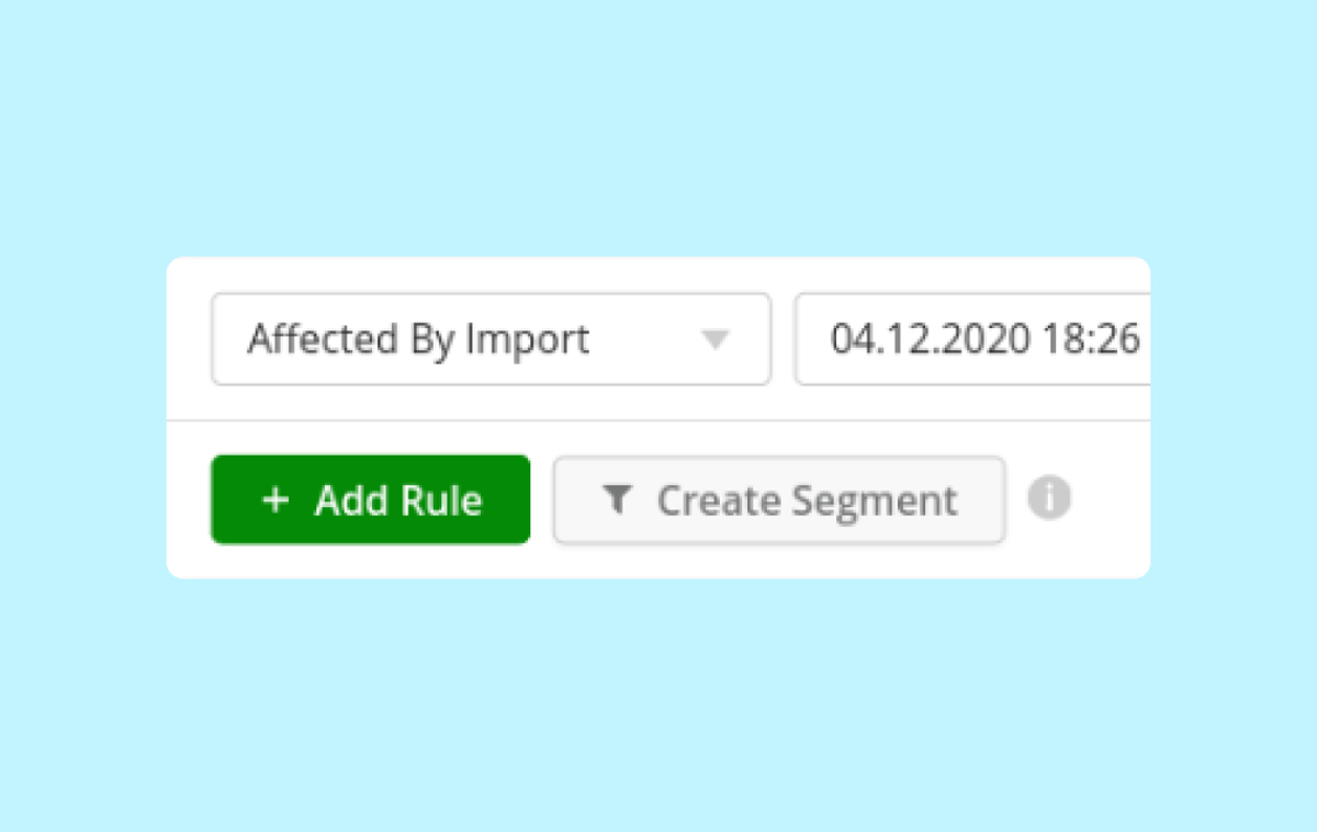 """Help: Using the """"Import"""" filters"""