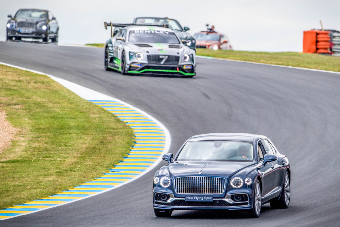 24 HOURS OF LE MANS CELEBRATES 100 YEARS OF BENTLEY