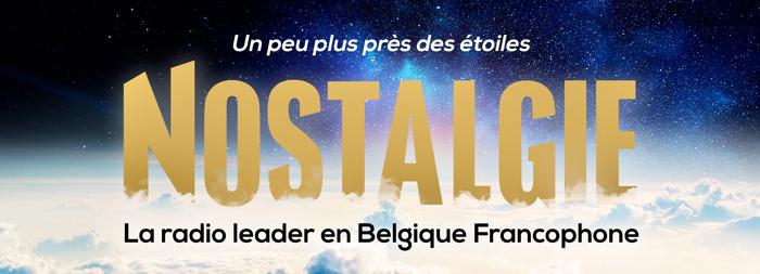 Audiences CIM : Nostalgie, leader absolu en Belgique francophone !