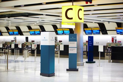 Tropical Cyclone Hato - Flight disruptions updates