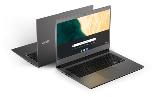 Acer Expands Chromebook to the Enterprise with Two New Durable, Premium Models