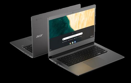 宏碁推出全新兼顧頂級、耐用的Chromebook 715、Chromebook 714 拓展商務市場