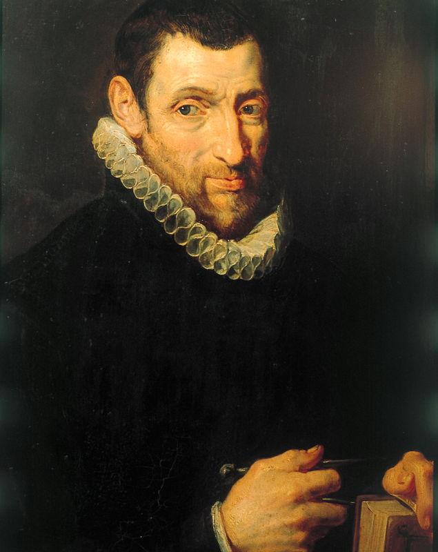 Peter Paul Rubens, Portrait of Christoffel Plantin, 1612-1616, Museum Plantin-Moretus