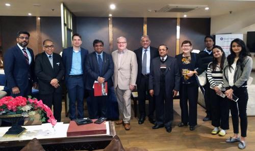 Leuven op economische missie in New Delhi en Gwalior