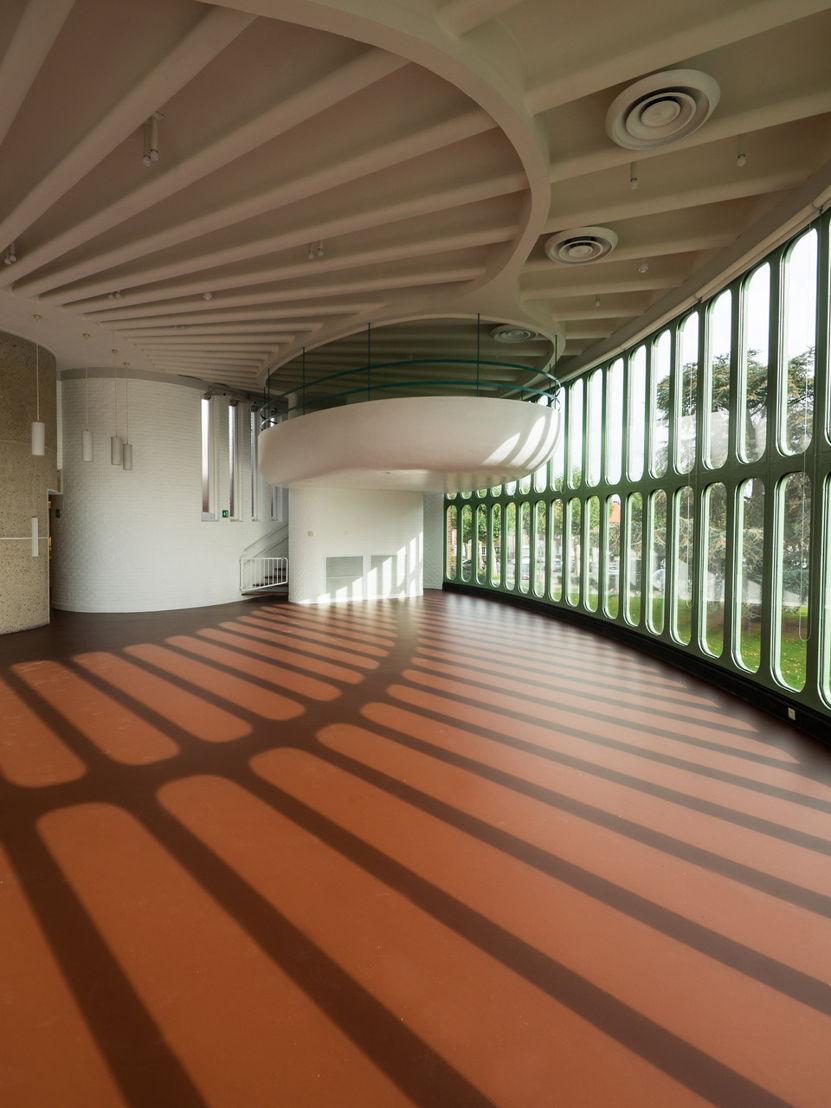Bibliotheek Schoten © Renaat Braem / Roel Hendrickx