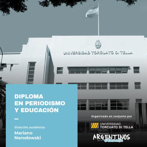 Becas para periodistas - Diploma en Periodismo y Educación
