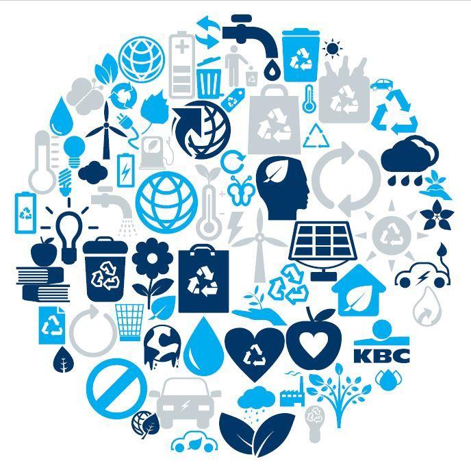 Preview: KBC legt de lat voor zichzelf hoger inzake duurzaamheidsbeleid