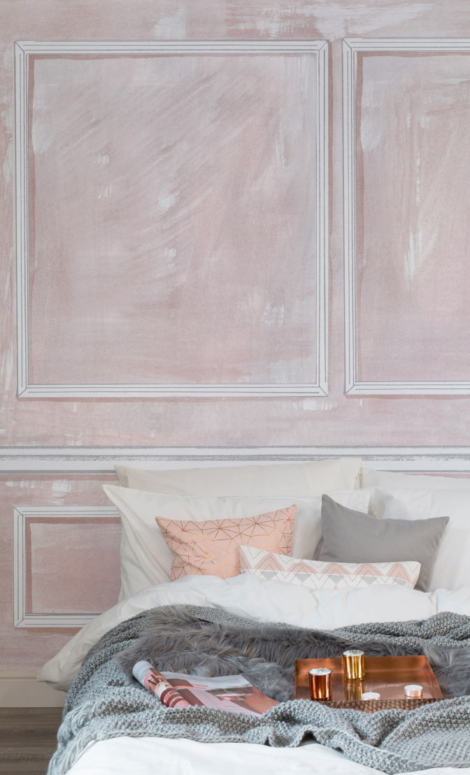 Panelled Wall Coral - Lifestyle
