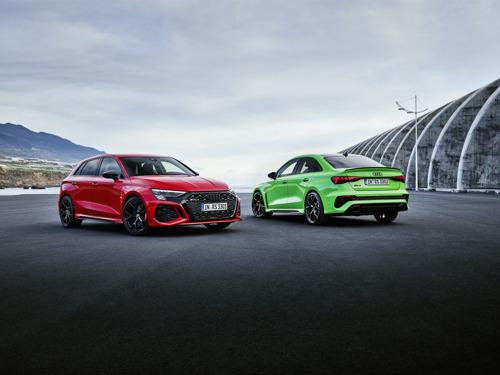 La nouvelle Audi RS 3 : une sportivité inégalée, en parfaite adéquation avec le quotidien