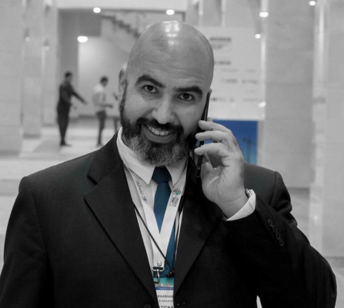 IN TALKS WITH: AHMED ESMAT KHASHABA