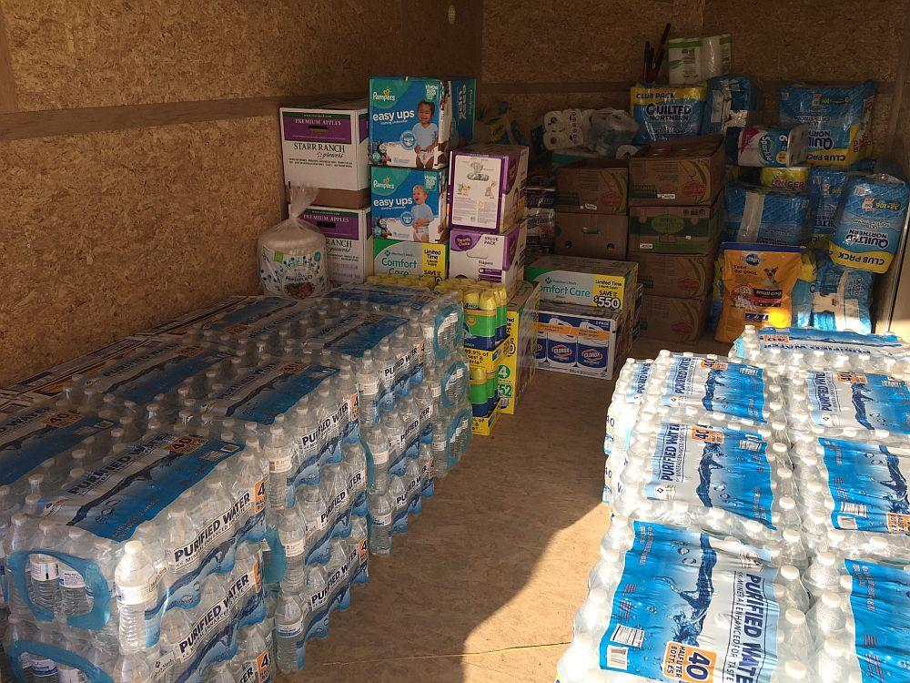 Relief Items.