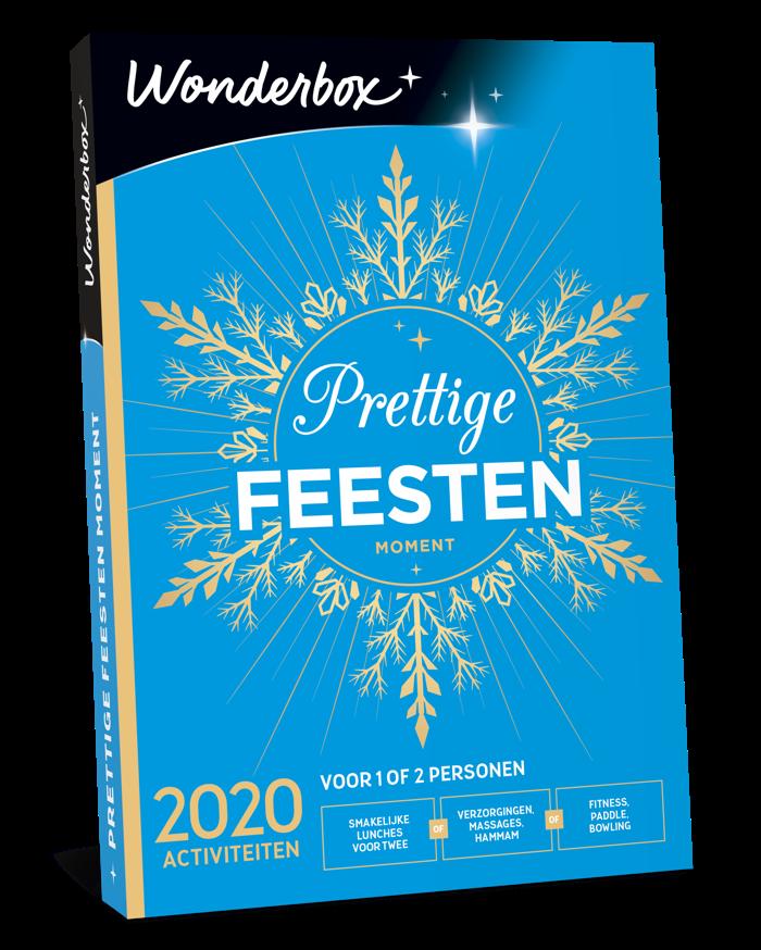 Preview: Beleef een magische kerst met Wonderbox!
