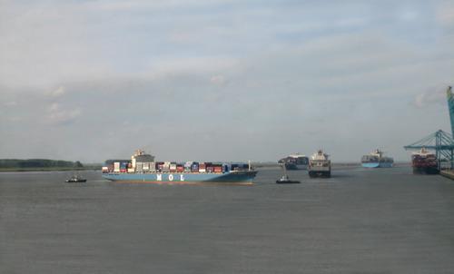 Haven van Antwerpen dringt aan op snelle beslissing over extra containercapaciteit na recordmaand april