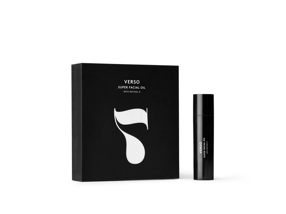 Verso No7 - Super Facial Oil - 180 euro