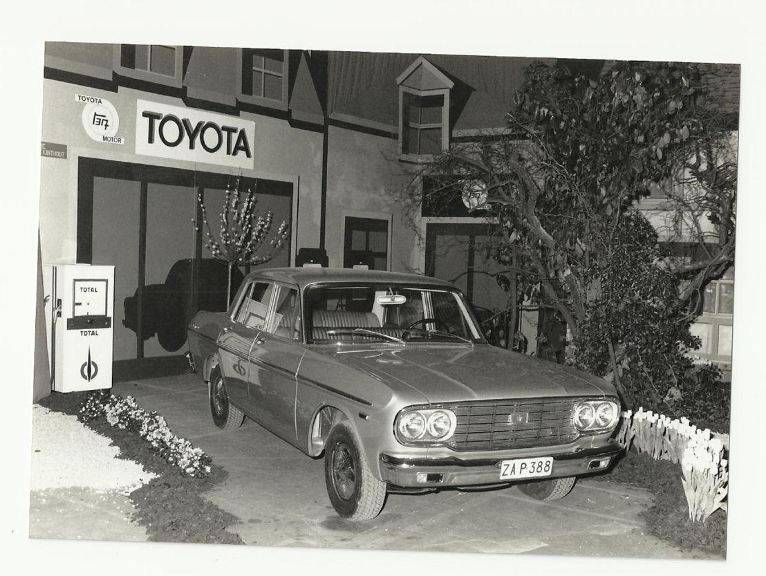 Toyota Crown 1966