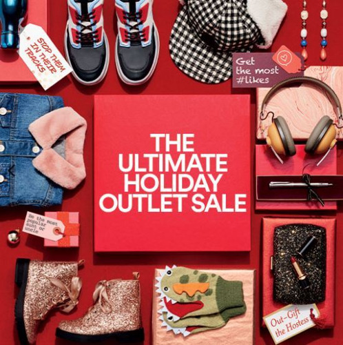 Preview: Style meets serious savings during The Ultimate Holiday Outlet Sale at North Georgia Premium Outlets