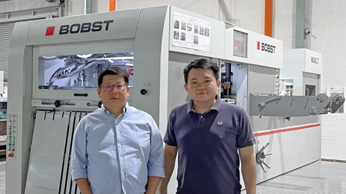 Tung Lim Press sees steep increase in production with new BOBST flatbed die-cutter