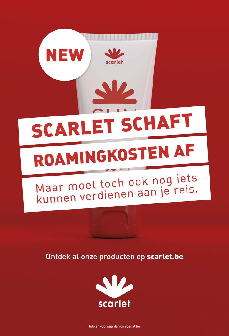 Scarlet - Zonnecrème (reveal)