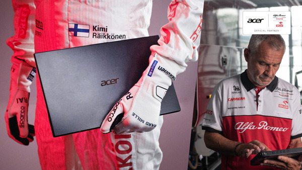 Preview: Acer und Sauber Motorsport setzen Partnerschaft auch 2021 fort