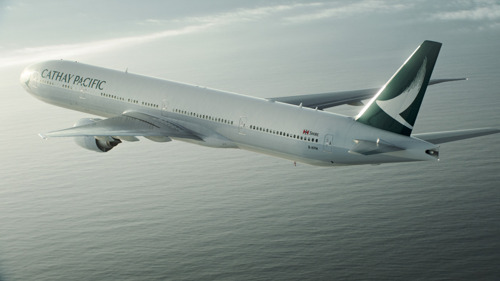 Cathay Pacific group releases combined traffic figures for July 2018