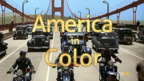 Een kleurrijke geschiedenis van Amerika