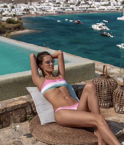 Why Alessandra Ambrosio Fell in Love with Mykonos