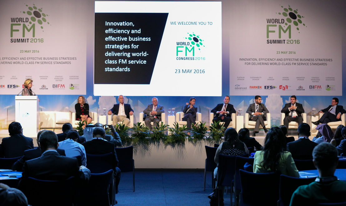 Panel speakers Facilities Management Congress Middle East 2016