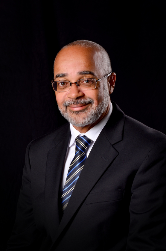 Director General of the OECS, His Excellency Dr. Didacus Jules