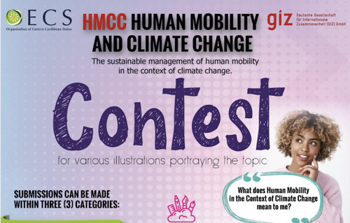 OECS and GIZ launch Symposium and Contest on Human Mobility in the Context of Climate Change in Saint Lucia